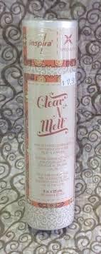Inspira Clear N Melt 8x25 Yd Stabilizer