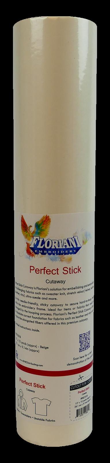 FL Perfect Stick Cutaway 15 x 10 yds