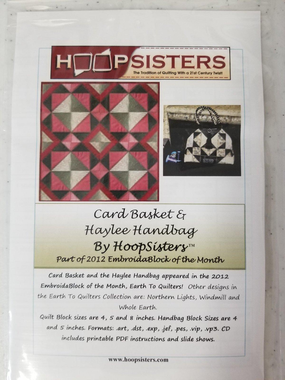 HS Card Basket and Haylee Handbag