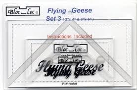 Bloc Loc - Flying Geese Set #3