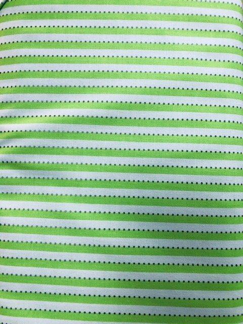 BeColourful Green Sripe BC28-7