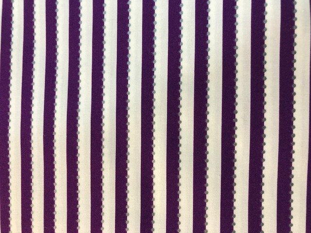 BeColourful Purple Stripe BC28-10