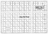 Bloc Loc - Strip Set Ruler