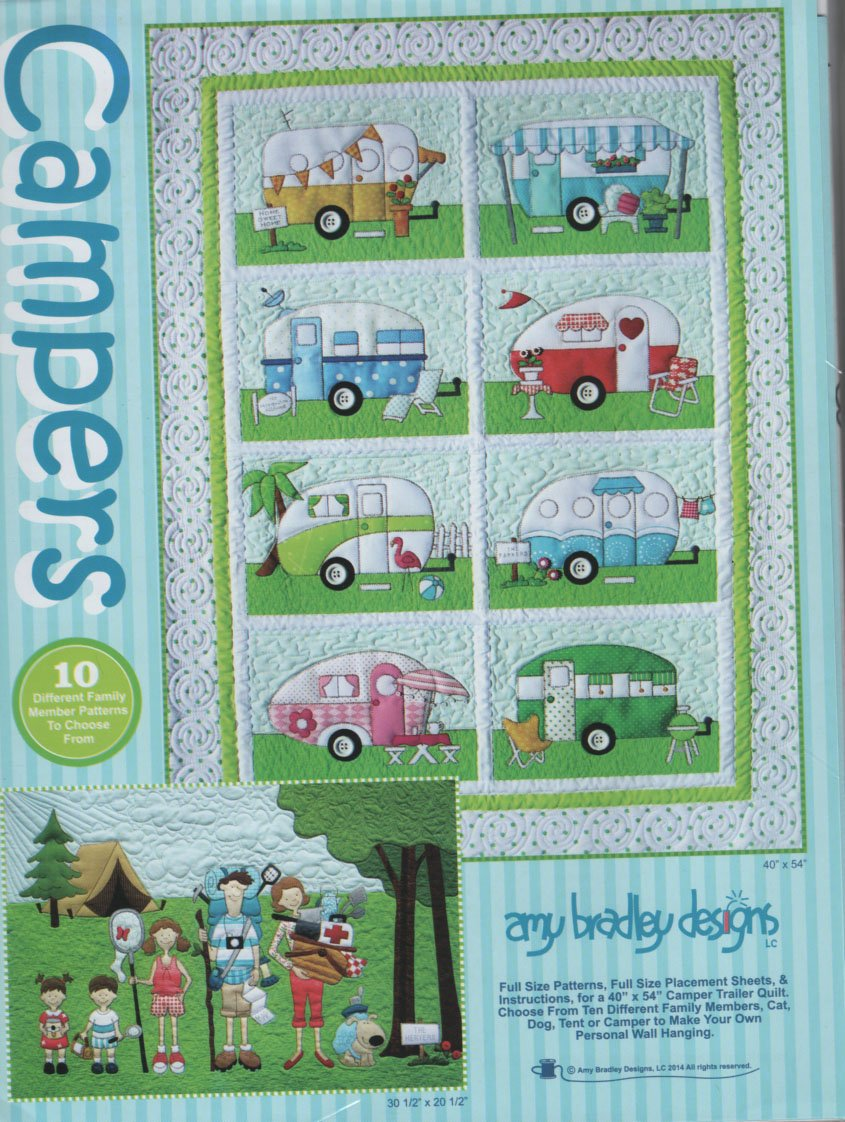 Campers by Amy Bradley Designs - copy