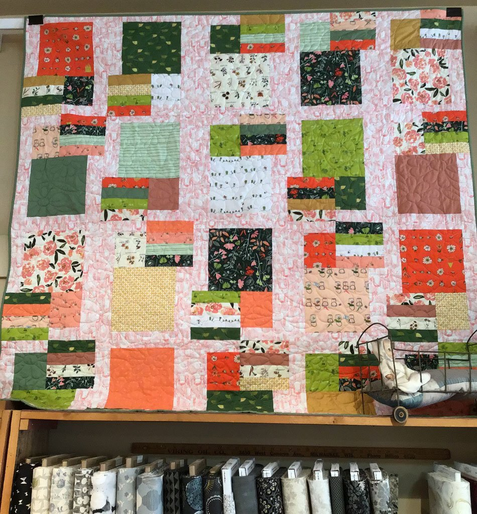 Flower Stalls 60x60