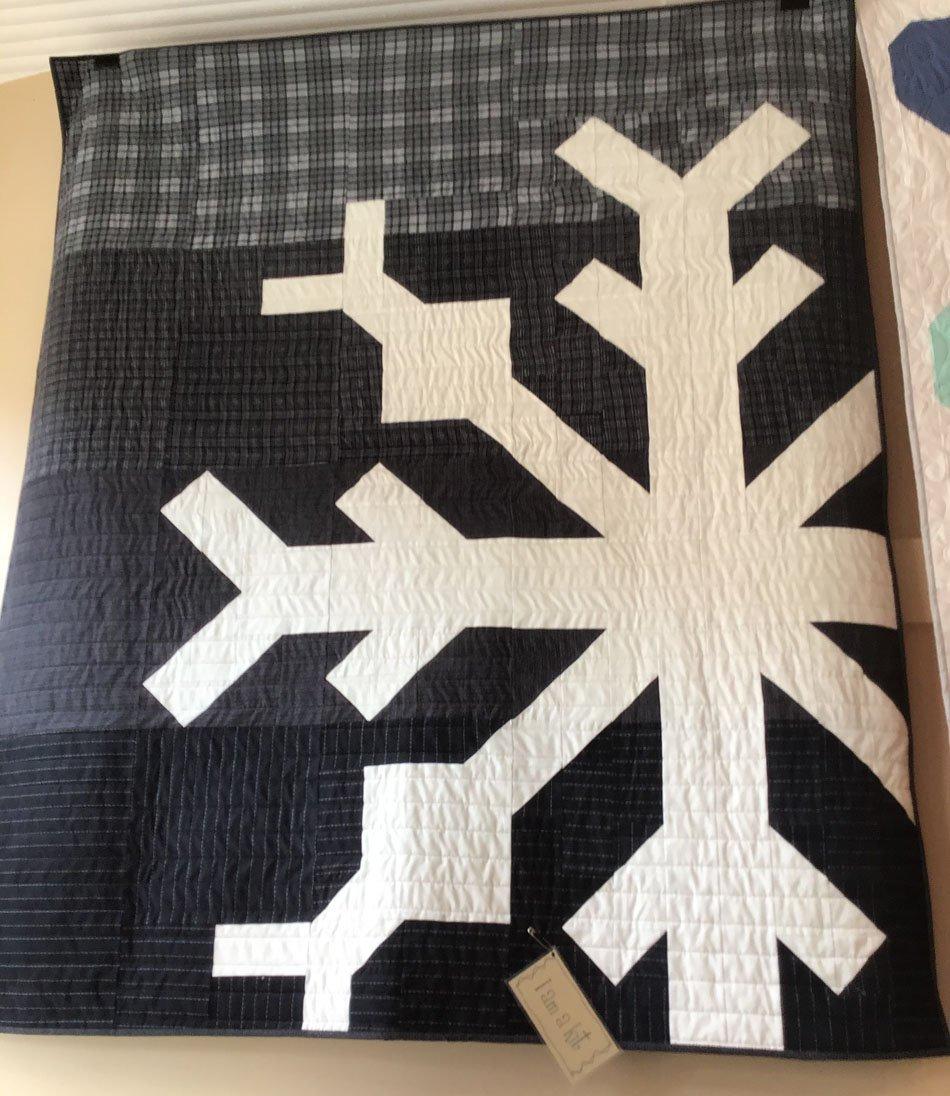 Snowflake 60x72