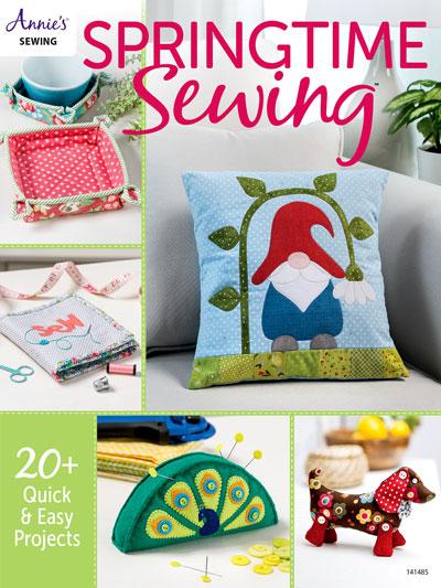 Springtime Sewing Book