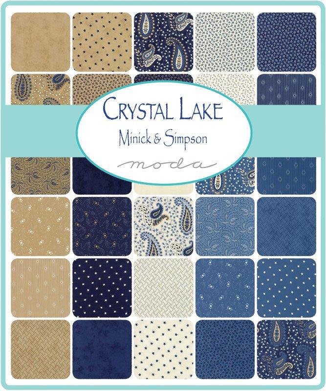 Crystal Lake Layer Cake