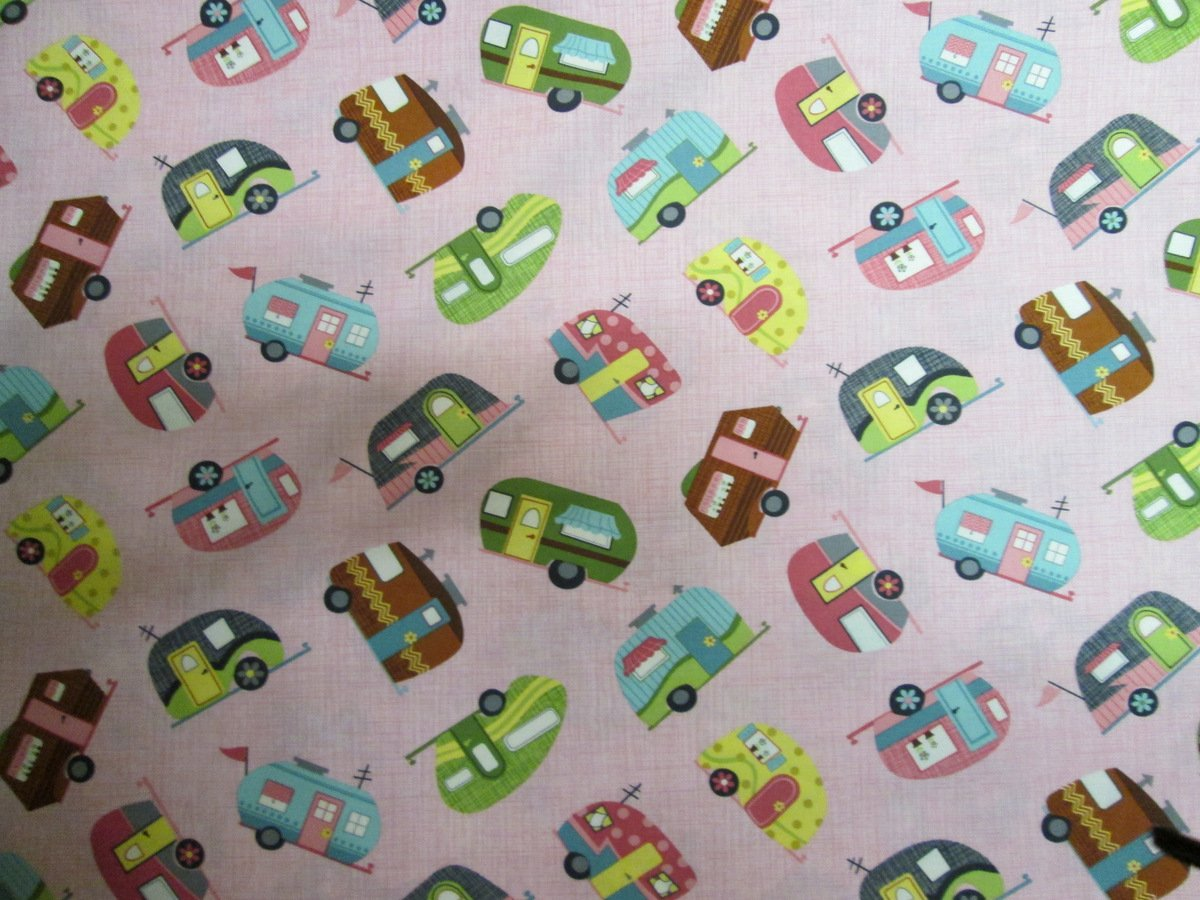 Glampers Fabric