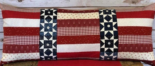 July Bench Pillow