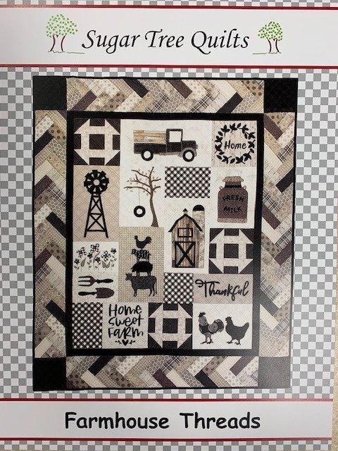 Farmhouse Threads Pattern