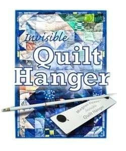 Magnet-Ficent Invisible Quilt Hanger
