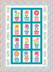 The Potting Shed Quilt Kit