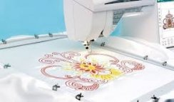 Viking Embroidery Machines
