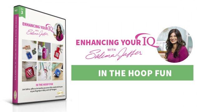 Enhancing Your IQ Volume 3 by Salima Jaffer