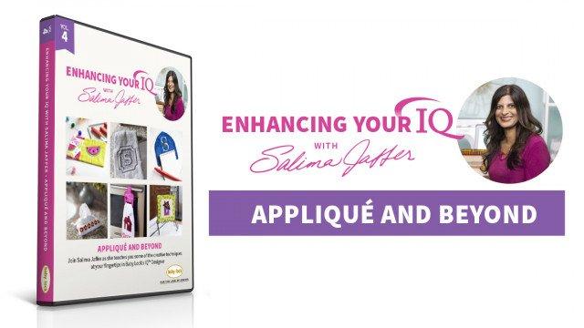 Enhancing Your IQ Volume 4 by Salima Jaffer