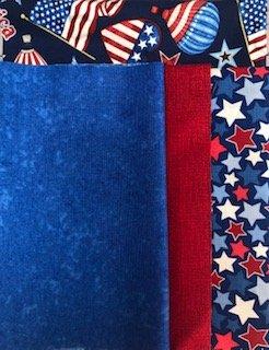Patriotic Table Runner Kit - Option 2