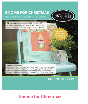 Gnome for Christmas CD