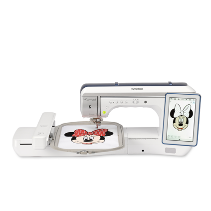 NEW! Brother Luminaire 2 Innov-is XP2 Embroidery & Sewing Machine