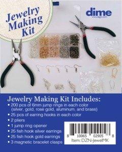 DIME Lace Jewelry Kit