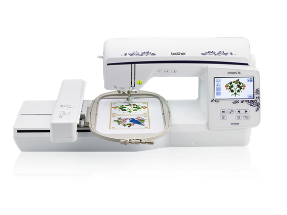 Brother Innov-is NQ1600QE Embroidery Only Machine