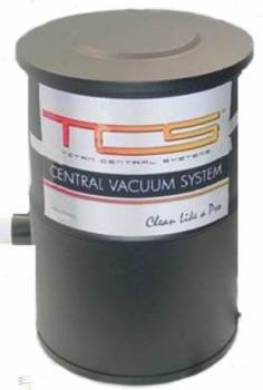 Titan Central Vacuum Tank TCS-4702