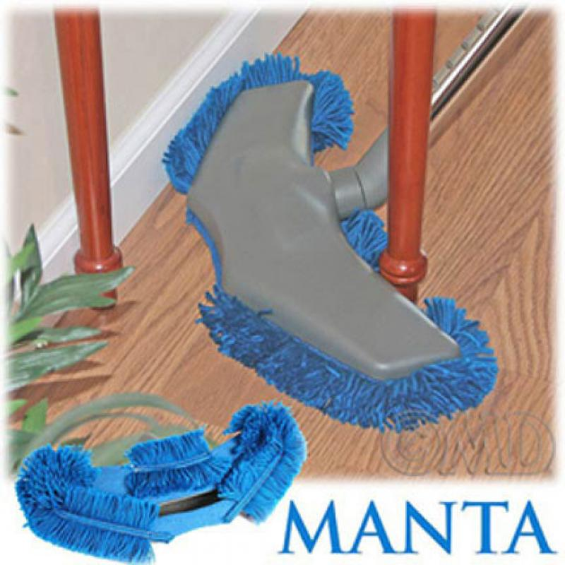 Manta Mop Head (Dry) for All Vacuum Cleaners