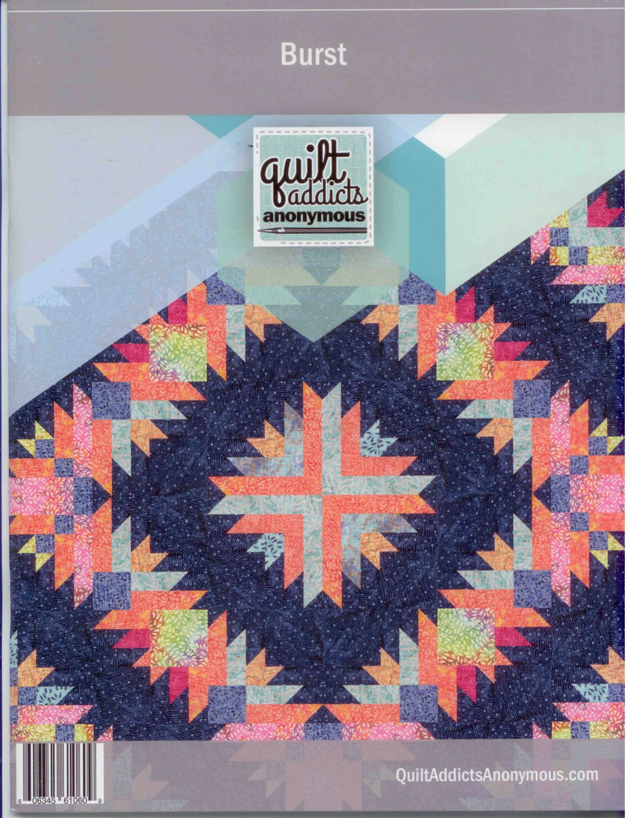 SALE----Burst Quilt Kit