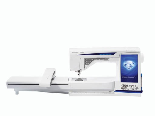 Designer Diamond Royale Sewing/Embroidery Machine