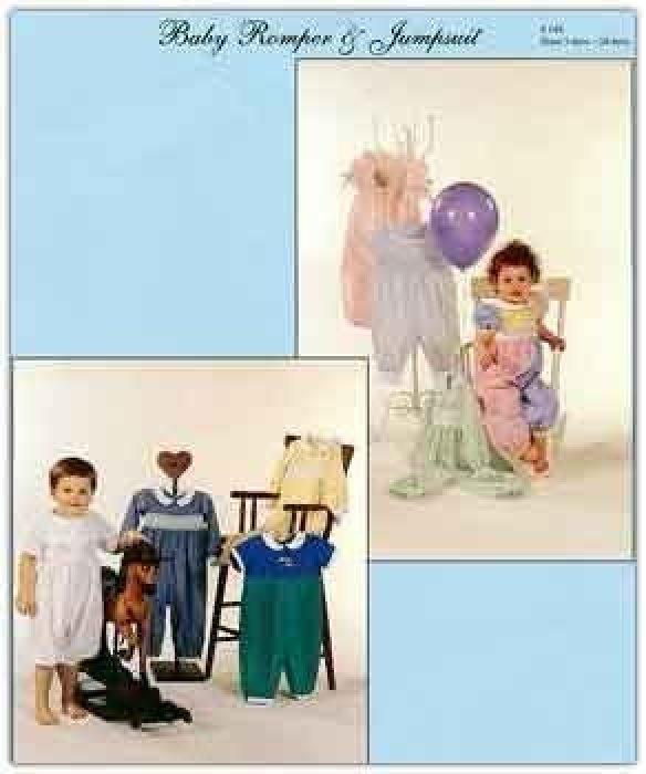 Baby Romper & Jumpsuit - #144