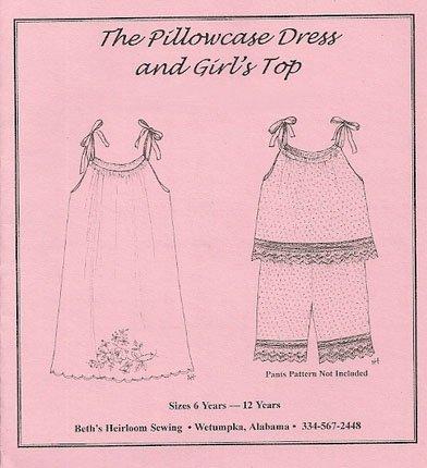 Beth\'s Heirloom Sewing Patterns