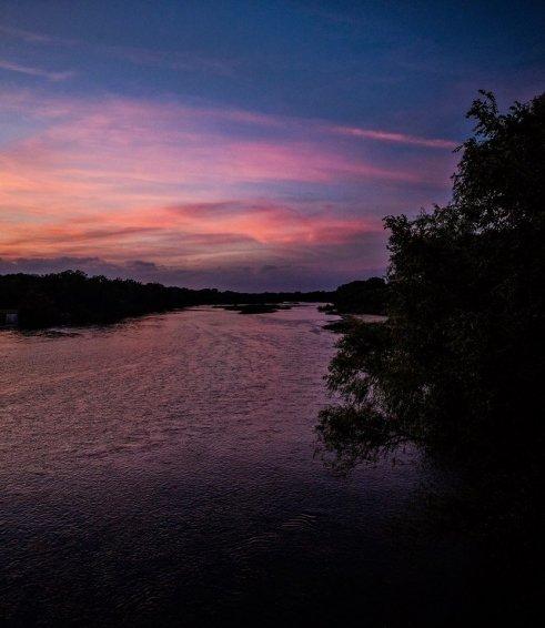 Arkansas River - Fall 2018