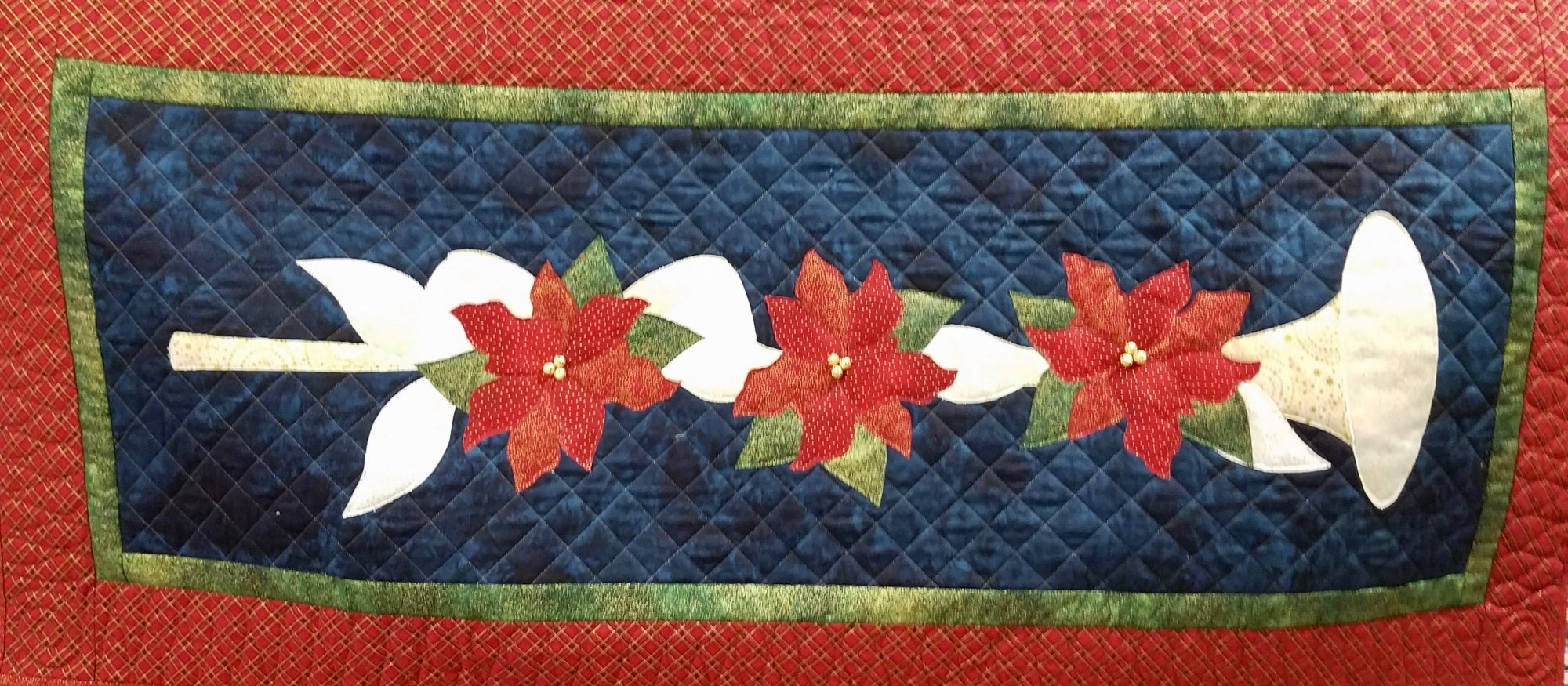 Jubilee Table Runner Quilt Kit