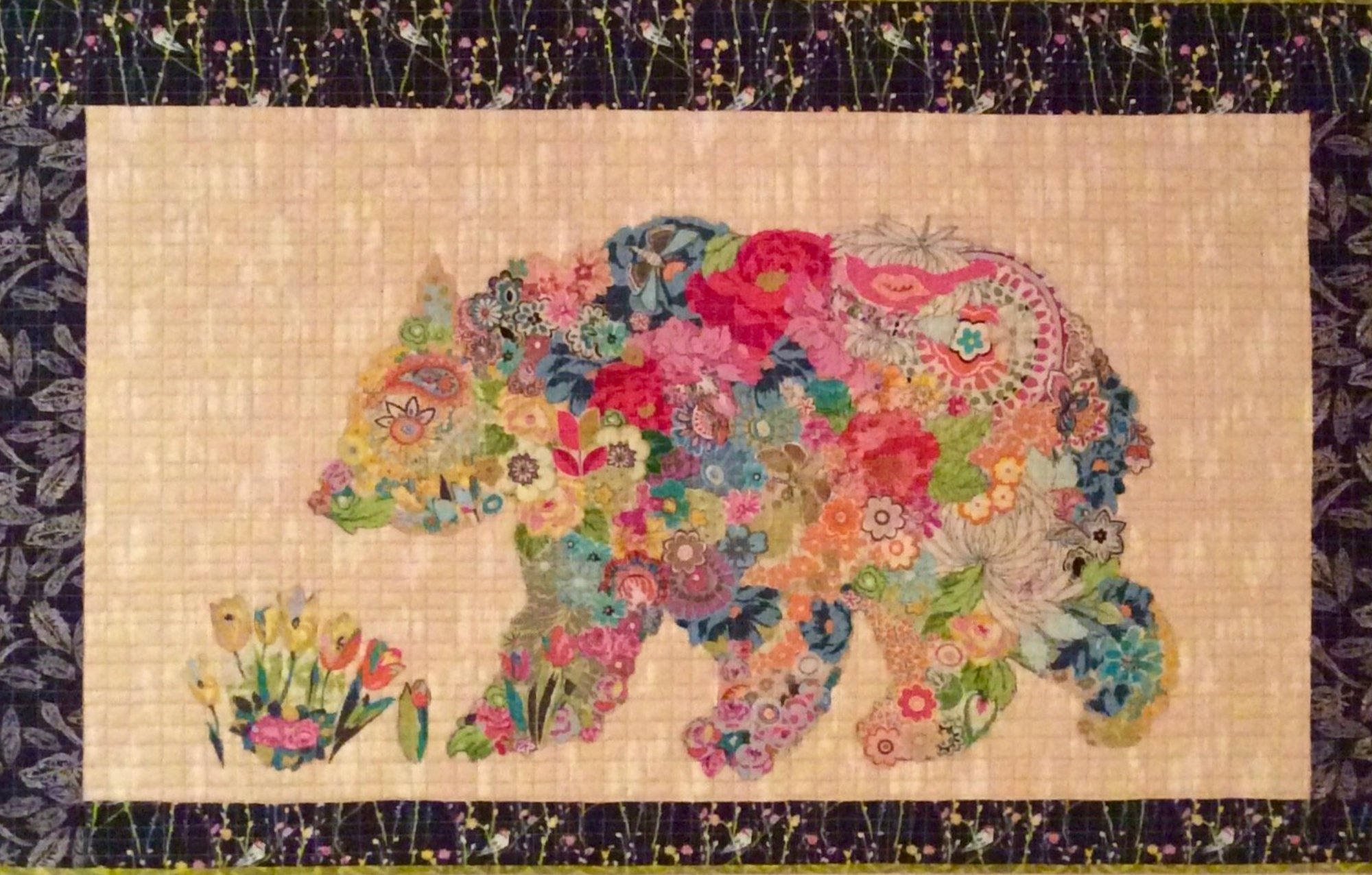 Paisley Bear