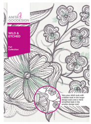 Anita Goodesign Wild & Etched Embroidery Designs