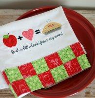 Kimberbell Embroidery Workshop Towel