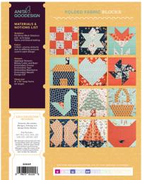 Anita Goodesign Class Folded Fabric Blocks