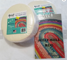 Jelly Roll Rug Class Oct 2018