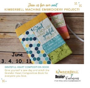 Kimberbell Workshop June 2019