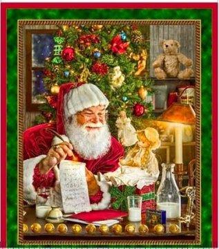 Santa's List 36