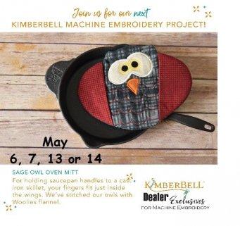 Kimberbell Workshop May 2019