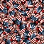 American Honor - 5340-78 Patriotic Chelsea DesignWorks
