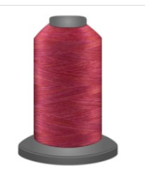 Affinity Poly Varigated Thread 2750m Cardinal