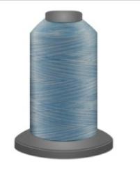 Affinity Poly Varigated Thread 2750m Carolina