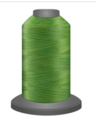 Affinity Poly Varigated Thread 2750m Chartreuse