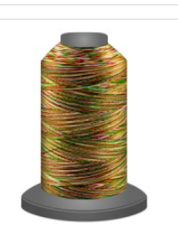 Affinity Poly Varigated Thread 2750m Christmas Blend