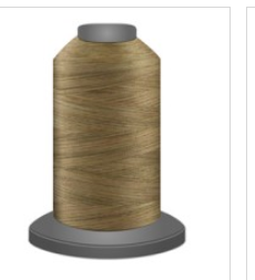Affinity Poly Varigated Thread 2750m Khaki