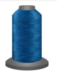 Affinity Poly Varigated Thread 2750m Marine