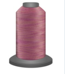 Affinity Poly Varigated Thread 2750m Mauve