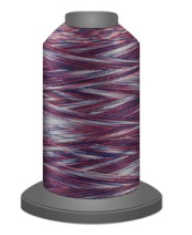 Affinity Poly Varigated Thread 2750m Patriot